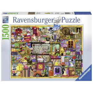 Ravensburger - 16312 - Puzzle 1500 pièces - Loisirs créatifs et passe-temps / Colin Thompson (306694)