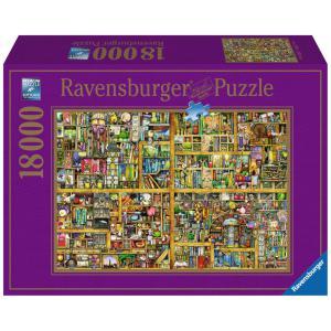 Ravensburger - 17825 - Puzzle 18 000 pièces - Bibliothèque magique XXL / Colin Thompson (306706)