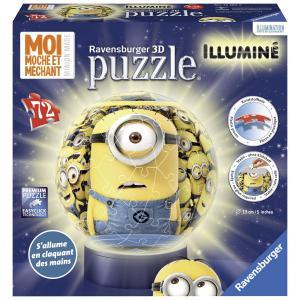 Ravensburger - 12180 - Puzzle 72 pièces - Moi, moche et méchant (306720)