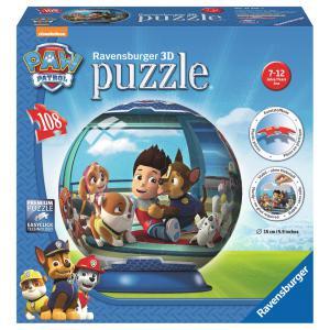 Ravensburger - 12255 - Puzzle 108 pièces - Pat Patrouille (306722)