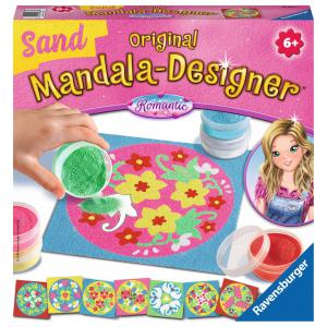 Ravensburger - 29887 - Mandala Designer® Sand - Romantic (306808)