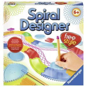 Ravensburger - 29879 - - Jeu créatif - Spiral Designer Freestyle (306818)