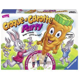 Ravensburger - 21207 - Jeux de société  enfants - Croque Carotte Party - Jeux d'action (306866)