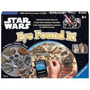 Ravensburger - 21229 - Jeu de société enfants  - Jeu d'action - Star Wars Eye found it (306870)