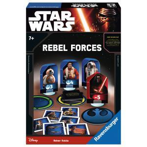 Ravensburger - 21199 - Jeux de société enfants - Rebel force Star Wars VII - Jeux d'action (306874)