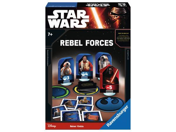 Jeu de société enfants - jeu d'action - rebel forces star wars vii