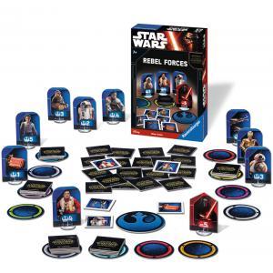 Ravensburger - 21199 - Jeu de société enfants  - Jeu d'action - Rebel Forces Star Wars VII (306874)