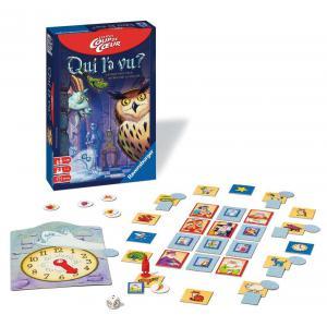 Ravensburger - 22327 - Jeux de société enfants - Jeux de réfléxion - Qui l'a vu ? 'Coup de cœur' (306876)