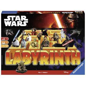 Ravensburger - 26666 - Jeux de société famille - Labyrinthe STAR WARS VII - Jeux de réflexion (306880)