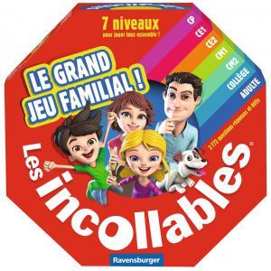 Ravensburger - 26689 - Jeux de société famille - Le grand jeu familial des Incollables - Jeux de réflexion (306886)