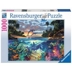Ravensburger - 19145 - Puzzle 1000 pièces - Baie de coraux (306924)
