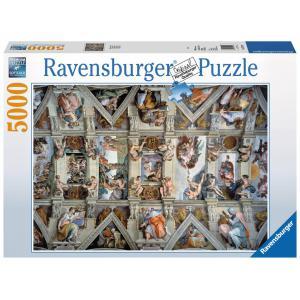 Ravensburger - 17429 - Puzzle 5000 pièces - Chapelle Sixtine (306964)