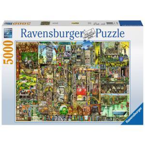 Ravensburger - 17430 - Puzzle 5000 pièces - Ville bizarre / Colin Thompson (306966)