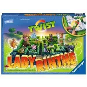 Ravensburger - 21214 - Jeu de société enfants Labyrinthe Twist - Jeux de réflexion (306992)