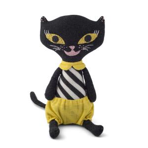Littlephant - 1248 - Cat - Black (307658)