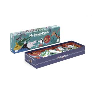 Londji - PZ333 - Puzzle - 22 pièces - My Jungle (308166)