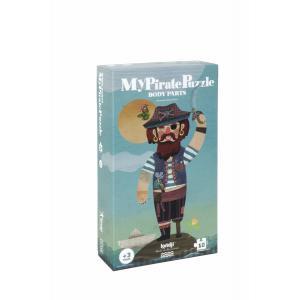 Londji - PZ331 - Puzzle - 10 pièces - My Pirate (308170)