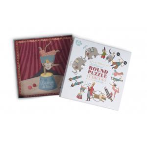Londji - PZ330U - Puzzle - 24 pièces - Circus Round (308174)