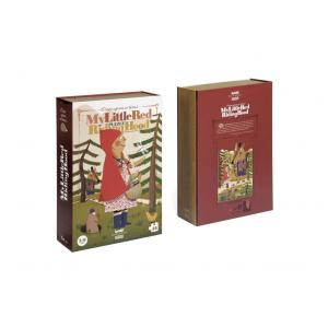 Londji - PZ338U - Puzzle - 36 pièces -My Little Red (308178)