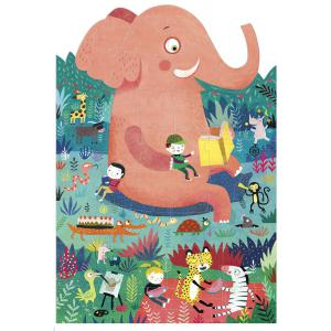 Londji - PZ337U - Puzzle - 36 pièces - My Big Friend (308182)