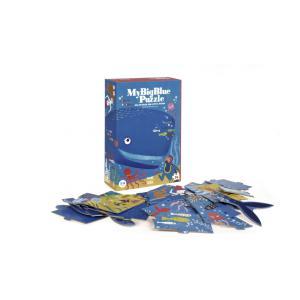Londji - PZ335U - Puzzle - 36 pièces - My Big Blue (308184)