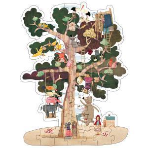 Londji - PZ380U - Puzzle - 54 pièces - My Tree (308188)