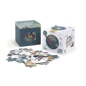 Londji - PZ390U - Puzzle - 52 pièces - Around My Planet (308190)