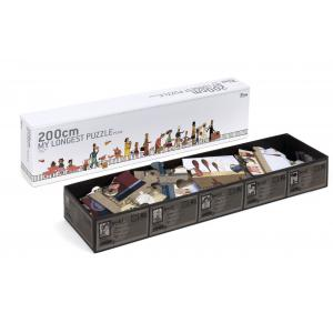 Londji - PZ300U - Puzzle - 54 pièces - My Longest (308192)