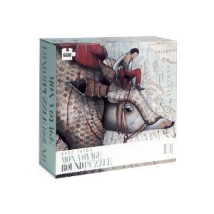 Londji - PZ308U - Puzzle - 500 pièces - Avec Tatou (308206)