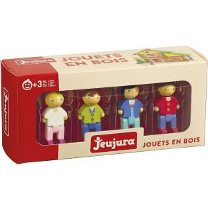 Jeujura - 8085 - Coffret 4 personnages (3170)