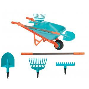 Gardena - 50070 - Gardena kit jardinage avec brouette (310230)