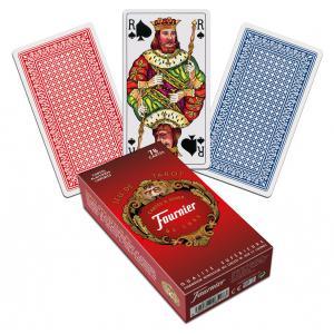 Fournier - F28517 - Jeu de cartes Fournier jeu de tarot 78 cartes tuckbox (310290)