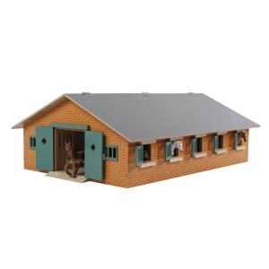 Kids Globe Farmer - 610544 - Écurie avec 9 box 62 x 42 x 22 cm (310440)