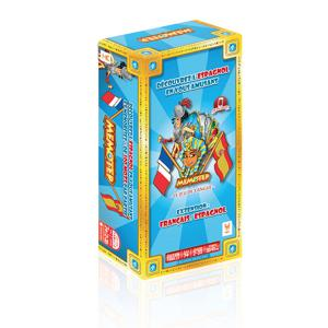 Topi Games - MEM-ES-168901 - Memotep le jeu de langue français-espagnol (311334)