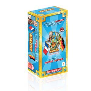 Topi Games - MEM-AL-168801 - Memotep le jeu de langue français-allemans (311336)