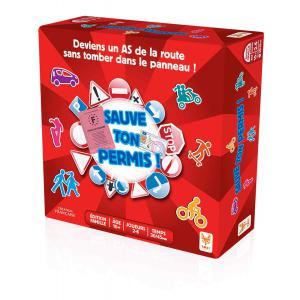 Topi Games - PER-219001 - Sauve ton permis - Format Grand (26,5 x 26,5 x 7,5) (311338)