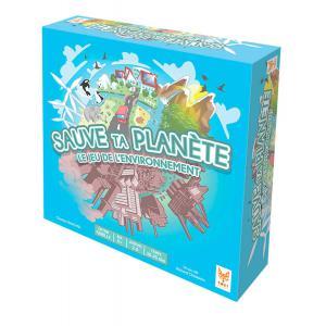 Topi Games - STP-189001 - Sauve ta planète - Format Grand (26,5 x 26,5 x 7,5) (311340)