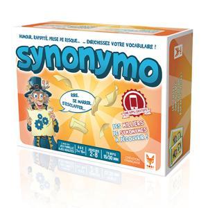 Topi Games - SYN-249001 - Synonymo - Format Moyen (16,5 x 22 x 5) (311346)