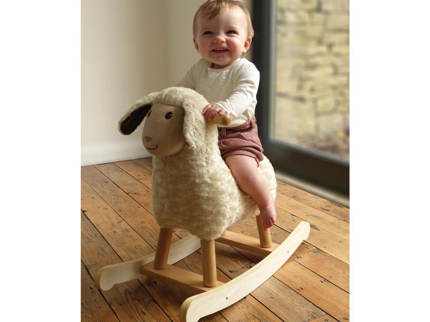 little bird told me mouton bascule. Black Bedroom Furniture Sets. Home Design Ideas