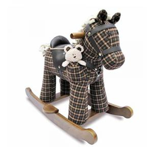 Little Bird Told Me - LB3018 - Rufus & Ted Rocking Horse (312626)