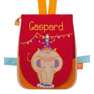 L'oiseau bateau - SAD0063 - Sac à dos Elephant Circus personnalisable (312816)