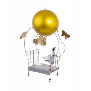 L'oiseau bateau - SCE0005 - Mobile Schlumélémentaires La fille au lit volant (312856)