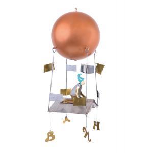 L'oiseau bateau - SCE0004 - Mobile Schlumélémentaires L'enfant livre (312858)