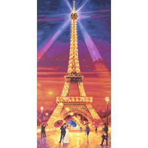 Schipper - 609220716 - Peinture aux numéros - La tour Eiffel dans la nuit (312910)