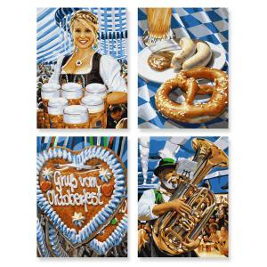Schipper - 609340723 - Peinture aux numéros - La fête de la bière à Munich (312918)