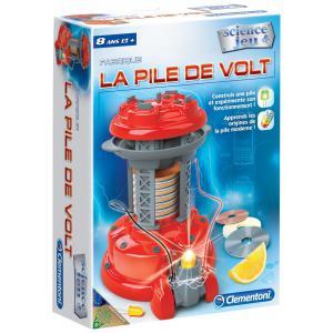 Clementoni - 52166 - Fabrique la pile de Volt (Ax2) (313378)