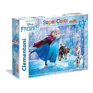 Clementoni - 24474 - Puzzle La Reine des Neiges 24 pièces (313572)