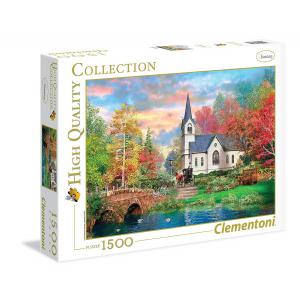 Clementoni - 31675 - Puzzle Colorful Autumn 1500 pièces (314398)