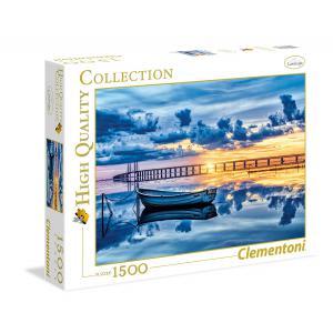 Clementoni - 31677 - Puzzles 1500 Pièces - Barca Gallagher (314402)