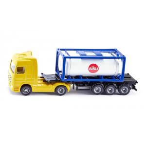 Siku - 1795 - Camion avec conteneur-citerne - 1:87ème (314572)